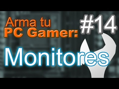 ¿Que buscar en un monitor? Todo sobre monitores Arma Tu PC Gamer #14