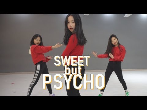 Ava Max - Sweet But Psycho Choreography Dance / 대구 댄스 학원 댄스팀 학교 기업체