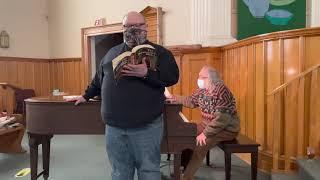 Prayer Service- 2/24/21