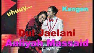 Dul Jaelani dan Aaliyah Massaid Nyanyikan Lagu Kangen