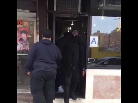Alberto 'ALPO' Martinez SPOTTED With Security IN NEW YORK