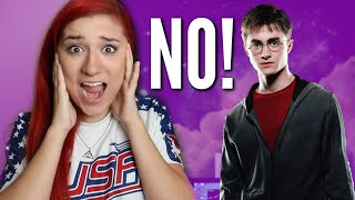 HARRY POTTER WAS A DREAM THE WHOLE TIME?!