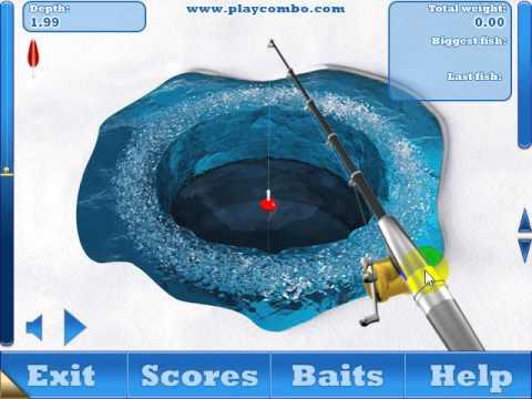 Ice fishing (Зимняя рыбалка)