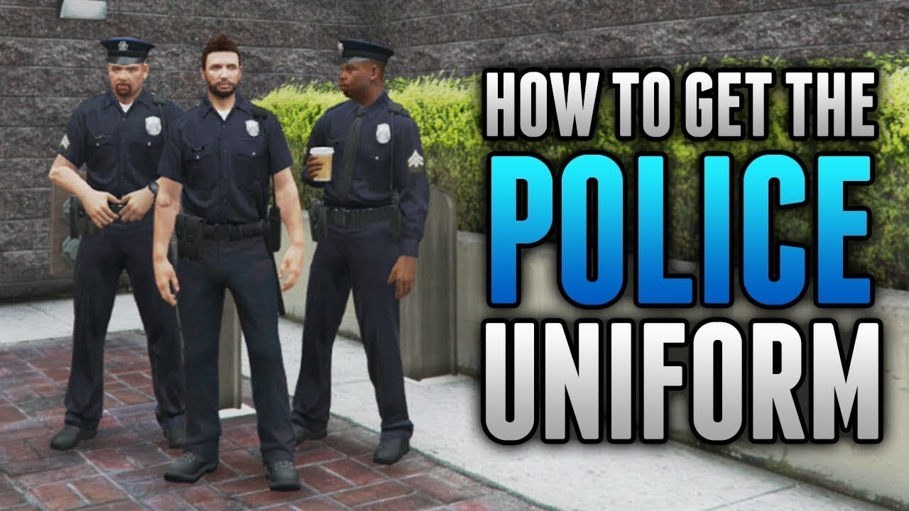 GTA 5 POLICE OUTFIT GLITCH 1.41! *NEW* u0026#39;u0026#39;COP OUTFIT GLITCHu0026#39;u0026#39; After Patch *1.41* (Xbox One PS4 ...
