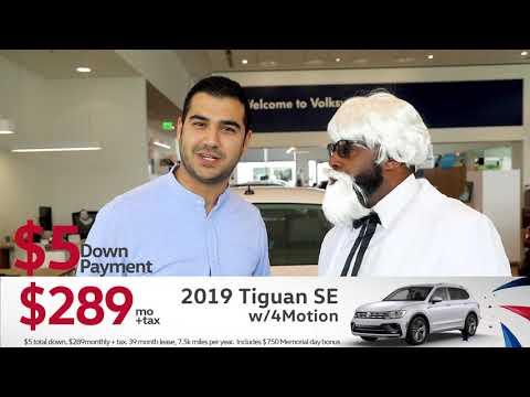 Facebook Memorial Day Sales - Sonnen Volkswagen