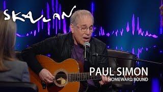 Paul Simon - Homeward Bound - Live on Skavlan