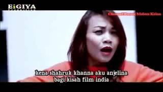 LAGU KARO Malem Krina Br Tarigan ft Tekad Z Ginting  Drama Cinta Cipt Arman Gt