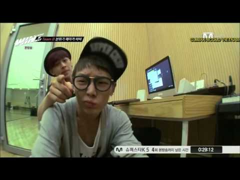 [CLIMAX-BGOLDVN][Vietsub] WHO IS NEXT: WIN ep 2 TeamB (only)(cut)