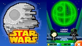 Скачать STAR WARS TINY DEATH STAR Gameplay Walkthrough Part 1 IPhone IPad IOS Android Game