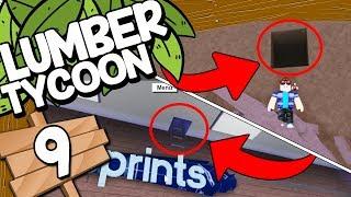 ¿LUGARES SECRETOS? #9 - ROBLOX | Lumber Tycoon 2 - Roblox gameplay español [KraoESP]