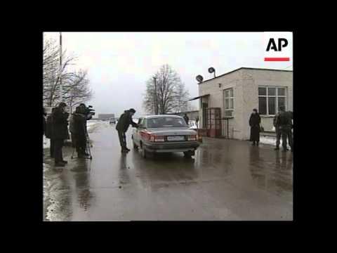 RUSSIA: 9 KILLED IN PRIVATE JET CRASH (2)
