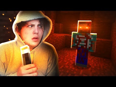 Corl's Minecraft Horror Story Episode 1 - HEROBRINE IS FOLLOWING ME