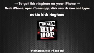 Nokia Kick Hip Hop Ringtone