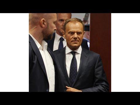 EU's Tusk testifies in Poland over president's plane crash