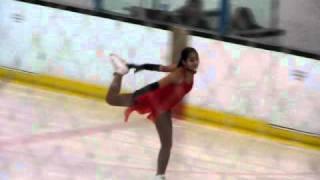Edmie Gonzalez Winter Games of Texas in Dallas