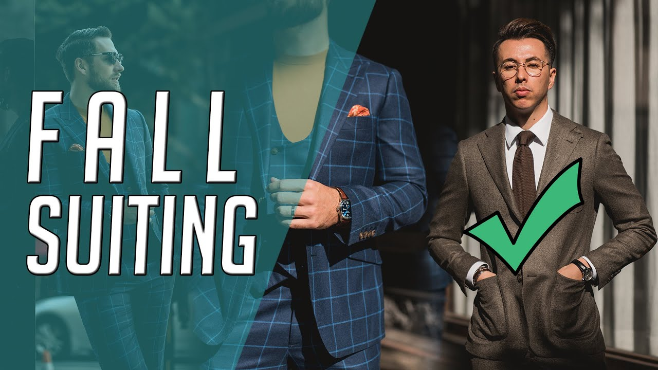 [VIDEO] - 4 BOLD Suits For Fall || Custom Suiting Lookbook ft. Indochino || Gent's Lounge 2019 6