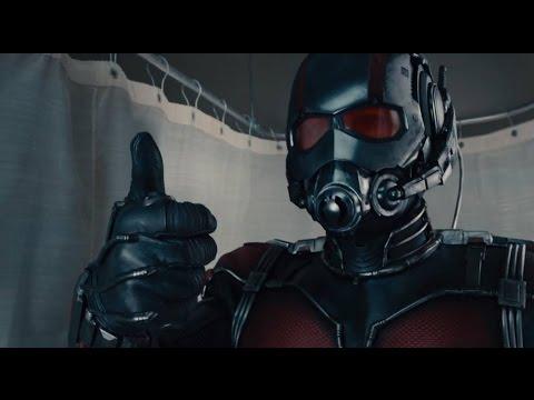Ant-Man Set Visit Report