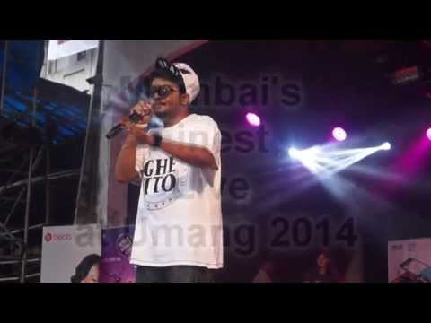 Mf Live at Umang 2014 - Part 2 ( Beatbox by D - Hood )
