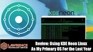 Review: Using The KDE Neon Linux Distro As My Primary OS For the Last Year