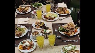 Grand Oasis Resort. Ужин в отеле. Январь/февраль 2019. Египет. Шарм Эль Шейх