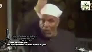 Аллах любит вас