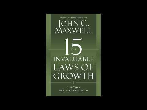 15 Invaluable Laws of Growth - Chapter 3 - The Law of the Mirror