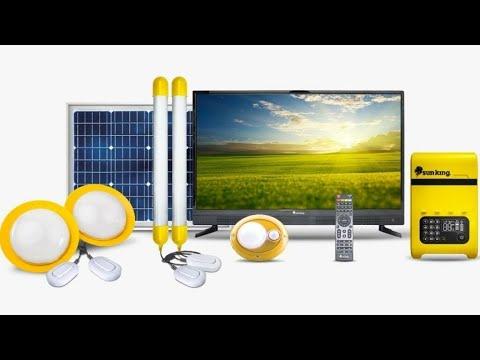...اختبار عدة لتوفير الطاقة الشمسية لسد العجز في التموي