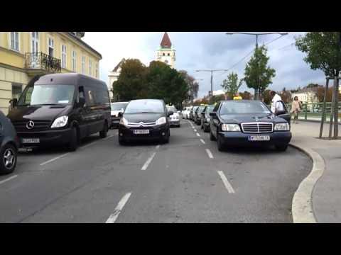 Radfahren in Wien - Horror in Hietzing part 2