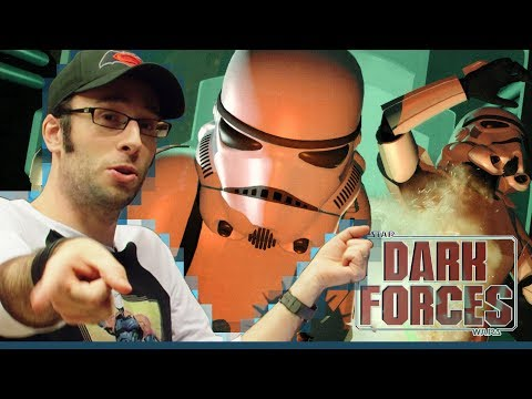 Star Wars: Dark Forces (PC 1995) - Almost Rogue One - The Backlog