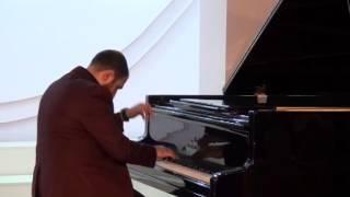 "Edmond Makaryan -""ELQ CHKA"" soundtrack (piano version) Video"