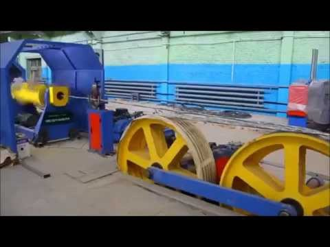 видео: xinming cable machinery industry Презентация