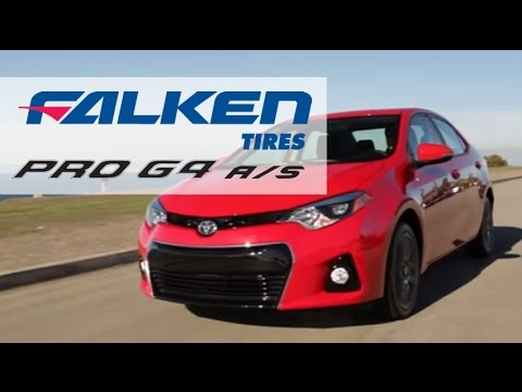 falken pro g4 a s product video discount tire youtube. Black Bedroom Furniture Sets. Home Design Ideas