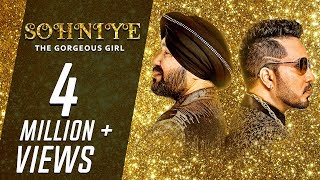 Sohniye - The Gorgeous Girl | Full Song | Mika Singh & Daler Mehndi Feat. Shraddha Pandit