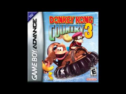 Donkey Kong Country 3 GBA - Mill Fever