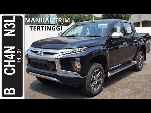 In Depth Tour Mitsubishi Triton Exceed [5th Gen] Facelift - Indonesia