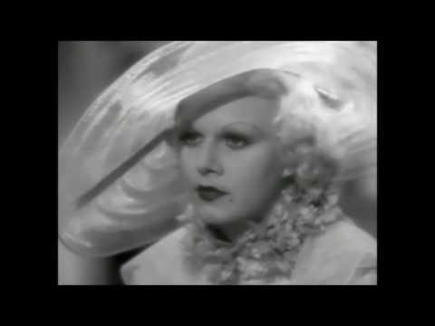 Jean Harlow,   Bombshell (1933)   Frank Morgan
