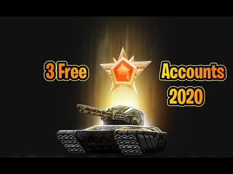 Tanki Online - Free Legend Accounts | Legend 22 Rank (Free Promo Code)