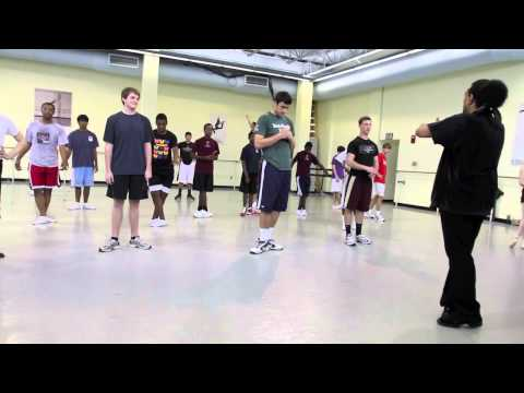 Haverford Boys take Ballet at The Rock School