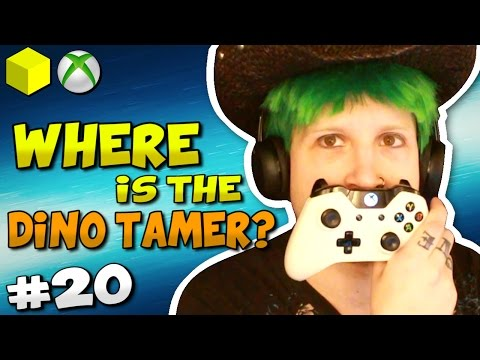 """WILL CONSOLE """"LAUNCH"""" INCLUDE THE DINO TAMER!? ✪ Scythe Plays Trove on Xbox One #20"""