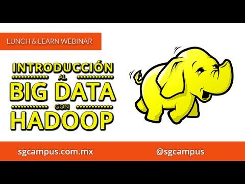 Introducción al BigData con Hadoop