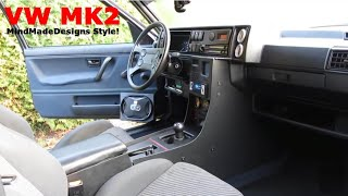 Repeat youtube video VW Golf 2 TomTom Special Inside
