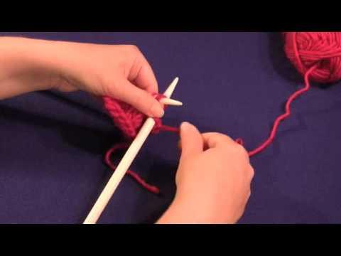 The Slip Slip Knit (ssk) Decrease