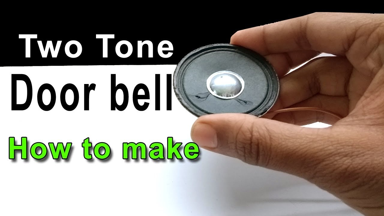 two tone doorbell using ic 555 how to make youtube rh youtube com IC 555 Projects IC 555 Projects