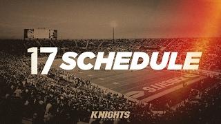 2017 UCF Football Schedule