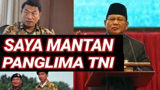 MOELDOKO BERANG, PRABOWO SEBUT TNI MAMPU BERTAHAN 3 HARI;PIDATO INDONESIA MENANG;SANDIAGA UNO;PILPRE