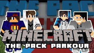 Minecraft Parkour: The Pack Parkour [1/x] w/ Undecided, Tomek, Piotrek