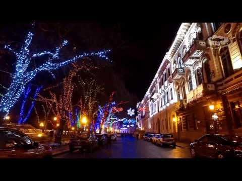 Новогодние огни Одессы, Odessa