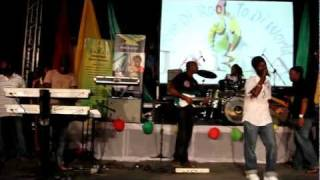 SIZZLA Be Strong Black Woman & Child @ JARIA Edna Manley College Amphitheater 2011