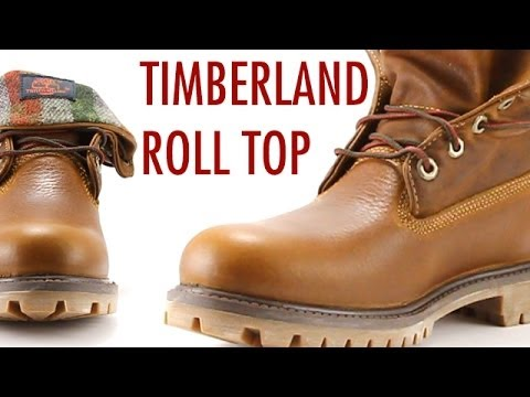 timberland roll top boots review