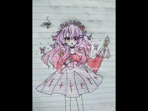 Anime tự vẽ .🐖.